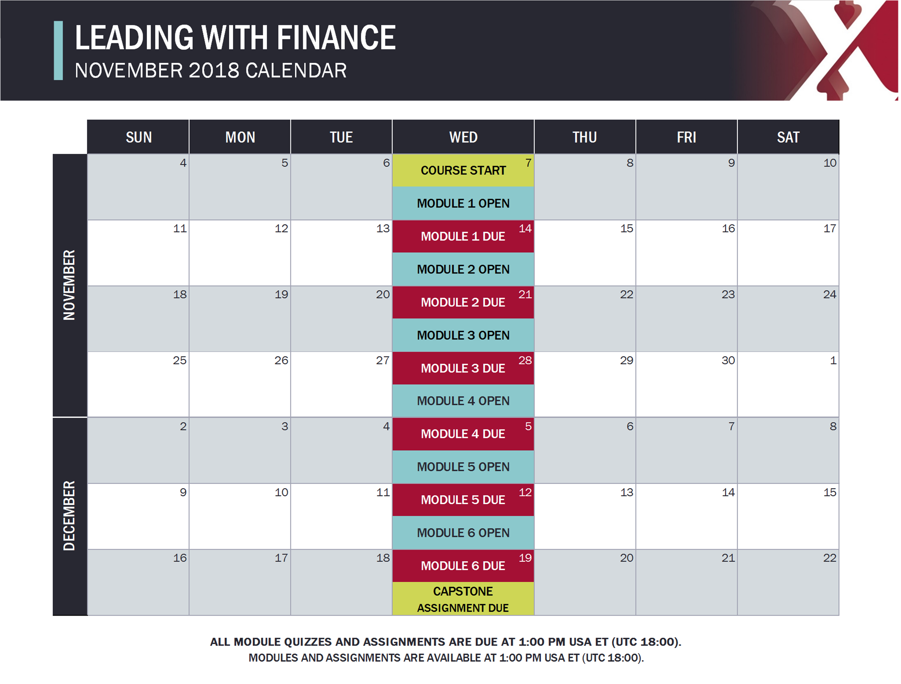 Online Course Finance Certificate Harvard Business School Hbx