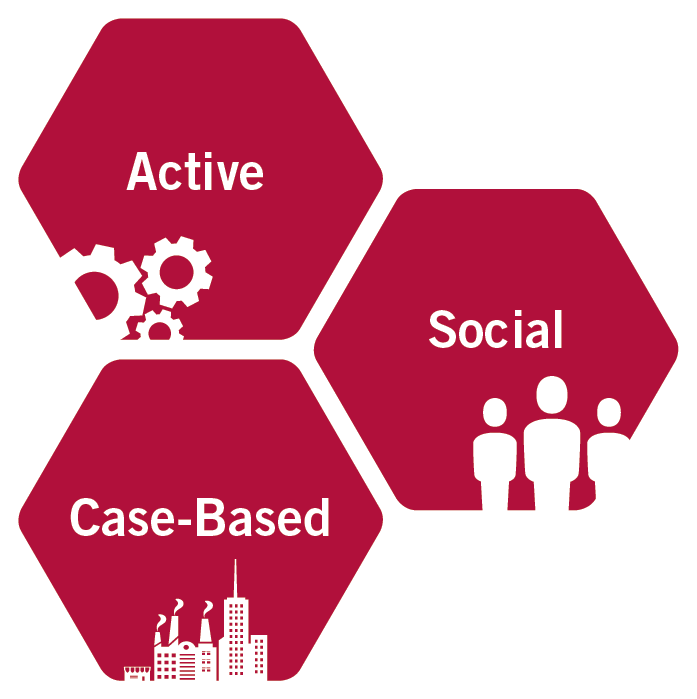 Active, Social, and Case-Based