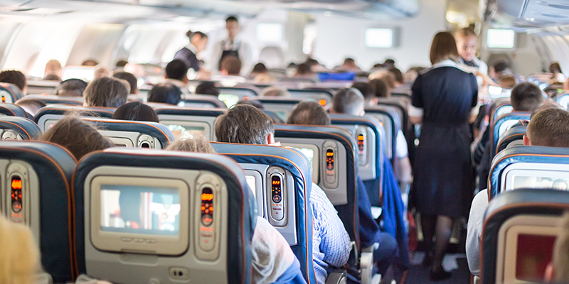 Why Airlines Overbook: Using Toy Models to Maximize Revenues