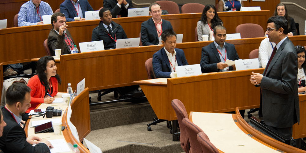 The History of the Case Study at Harvard Business School
