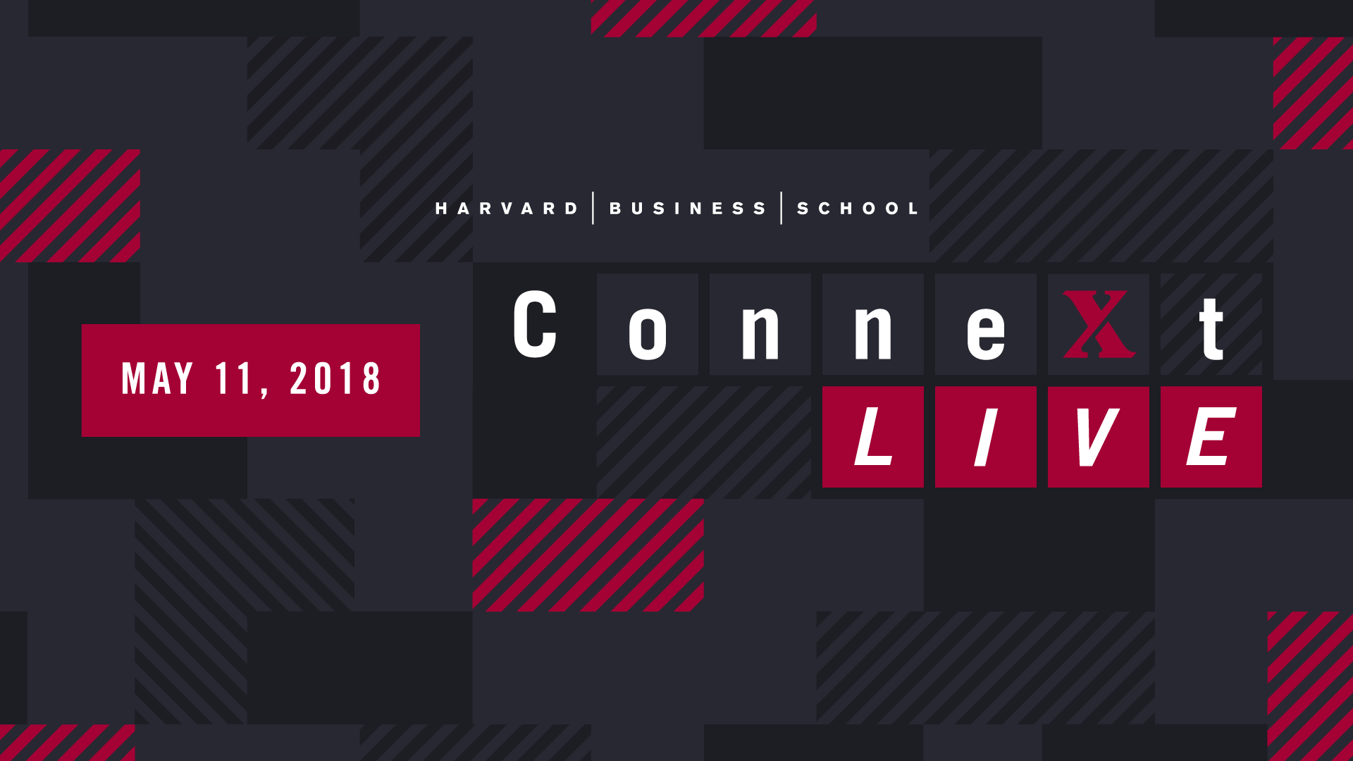 Save the Date - HBX ConneXt Live!