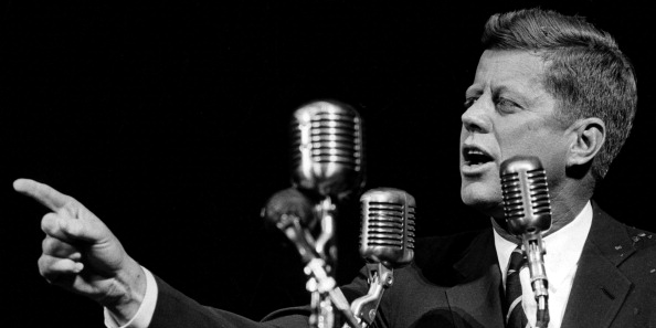 JFK: The Negotiator