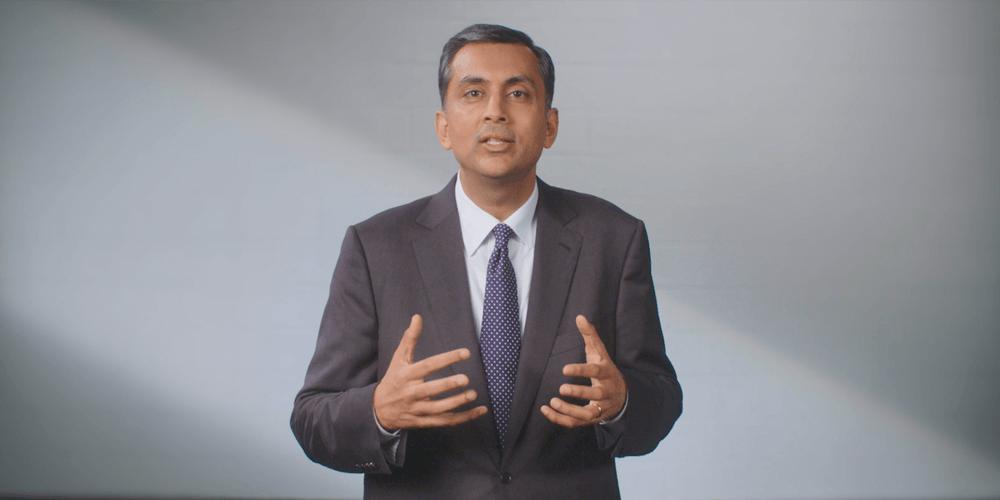 Get to Know Professor Mihir Desai