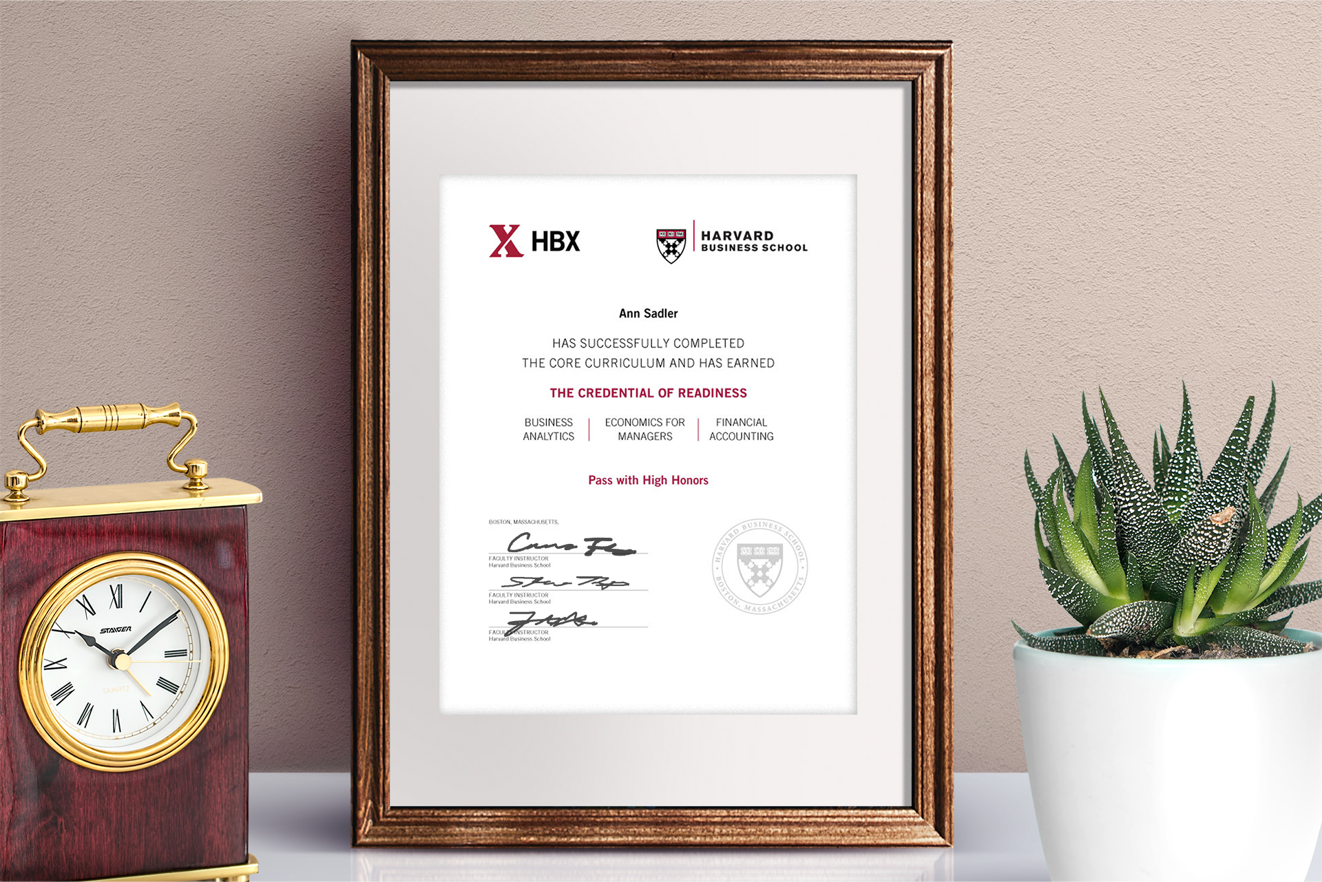 Online Course Business Fundamentals Harvard Business School Hbx