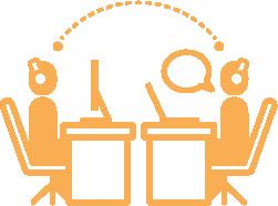 virtual coaching session